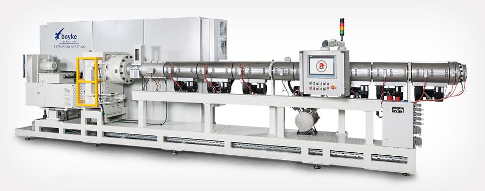 Automatisierung von Extruder und Maschinen bei Reinsberger Automation