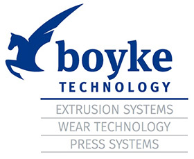 Boyke Technology - Extrusion Systems, Wear Tecnology and Press Systems