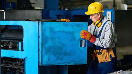 Retrofitting für Industrieanlage und Automatisierung